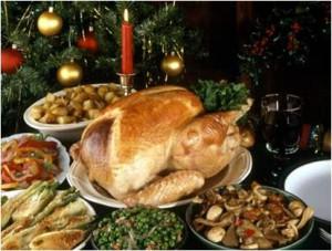 Рецепт индейки на Рождество