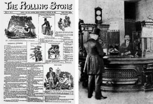 О. Генри и его журнал Rolling Stone