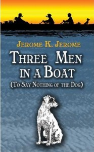 Jerome K. Jerome in English adapted