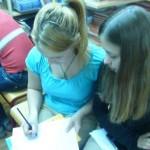 Марго и Юля