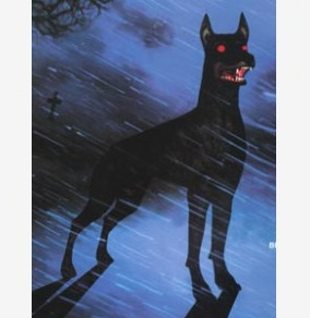 The Legend of the Hound of the Baskervilles (intermediate)