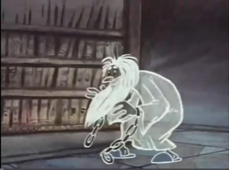 Мультфильм Кентервильское приведение (2018): сюжет, озвучка, фото
