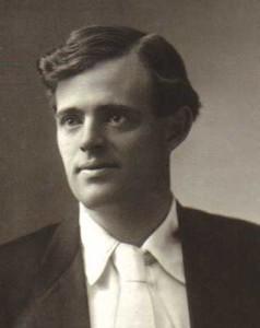 Джек Лондон. Фото в молодости