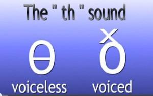 Произношение TH. Английский TH - sound