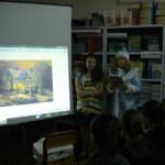 Настя и Оля рассказывают о истории Рождества