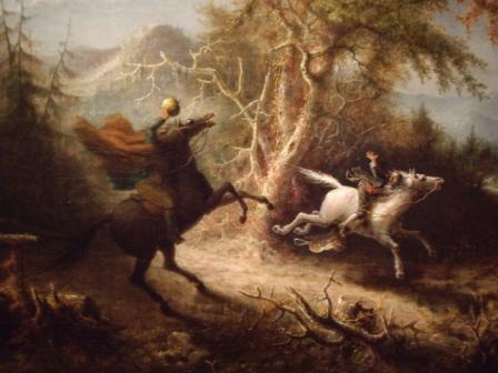 The legend of Sleepy Hollow read online