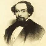 Английский писатель Чарльз Диккенс