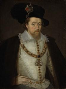 Яков I (сын Марии Стюарт)