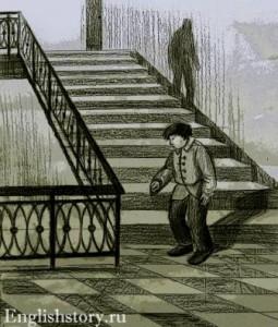 Короткие рассказы Агаты Кристи на английском. Иллюстрация Юлии Миховой