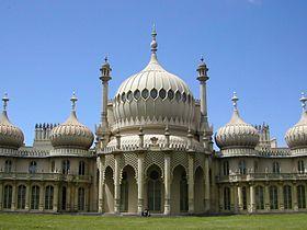 Любимый дворец Георга IV в Брайтоне