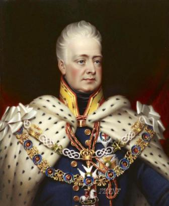 Вильгельм 4 король англии
