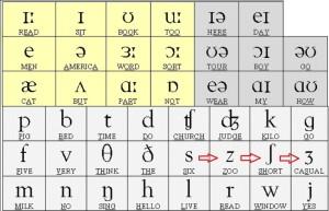 Английский язык с нуля. Чтение буквосочетаний sh, sure, ssion, tion