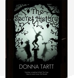 An review on the book The Secret History by Donna Tartt