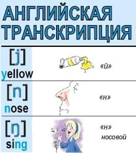Английская-транскрипция j-n-n-носовой2