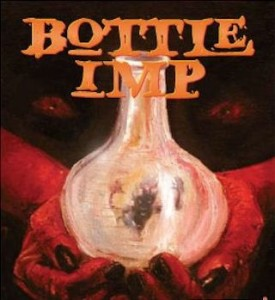 A story adapted for intermediate. The Bottle Imp