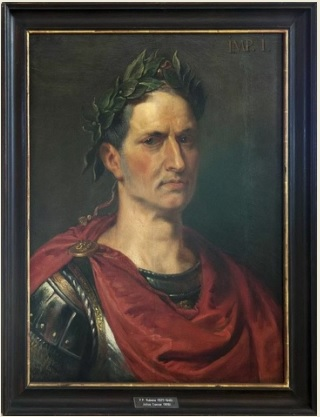 Julius Caesar in the History of Roman Britain