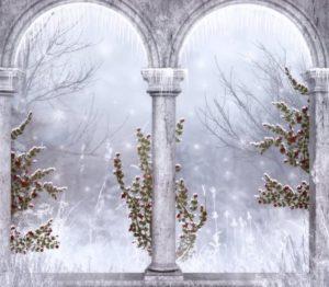 Стихи про зиму на английском языке